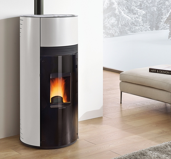 foyer a pellets Nordica Extraflame
